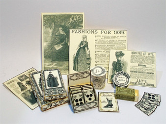 Kit - Mourning Display Items No3