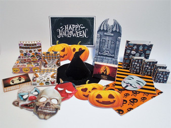Download - Halloween Shop Display No1