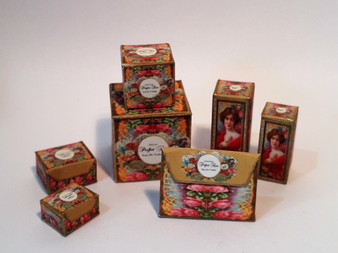 Download - Perfect Rose Toiletry Boxes