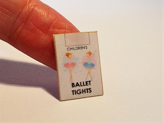 1 x Ballet Tights No3 pack