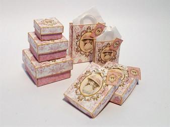 Kit - Pink Lady Presentation Boxes & Bags