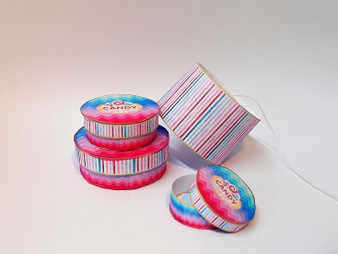 Download - Round Boxes,lamp shade & labels