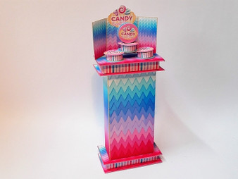 Download - Tall Display Stand