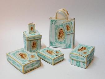 Kit - Little Girl's Boxes & Bags - Arabella