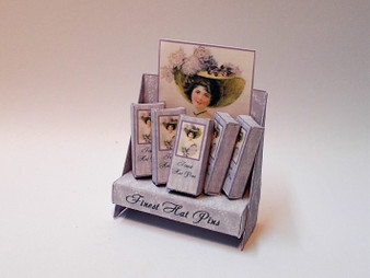 Kit - Hat Pin Display Stand - Lilac
