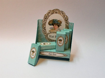 Kit - Hat Pin Display Stand - Turquoise