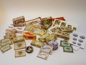 Kit  - Soap Box selection no2