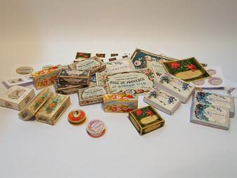 kit  - Soap Box selection no3