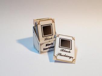 Tights/stocking pack display box