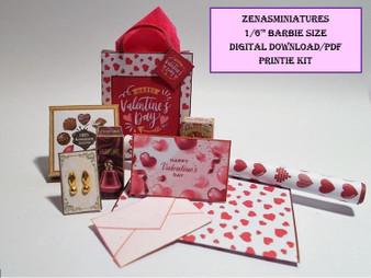 Download -1:6 Valentine Gift Set