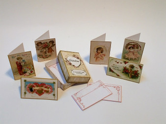 Download - Box of Valentine Cards Vintage