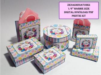 Download -1:6 Easter Pastel Box set