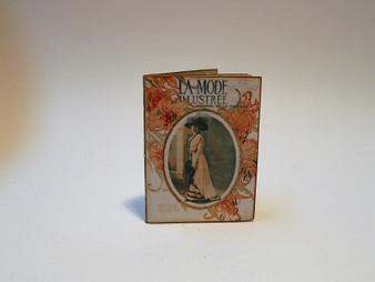 La Mode Illustree Magazine 1910