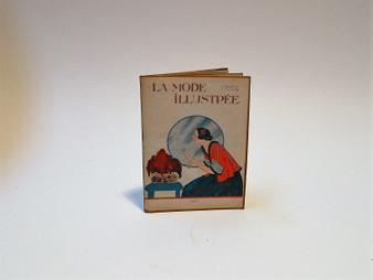La Mode Illustree Magazine 1923