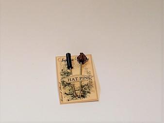Hat Pin Card No2
