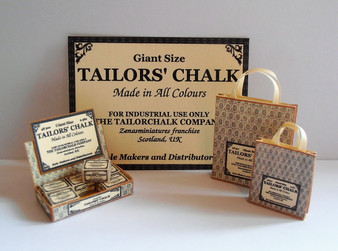 Kit - Tailors chalk display