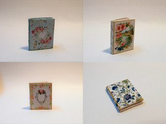Download - Notebook/Diary/albums - set of 4