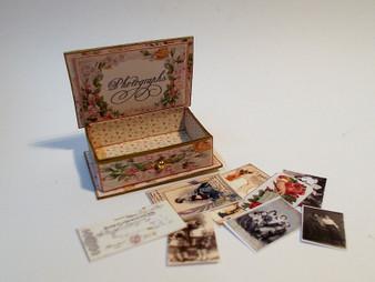 Spring Floral Photograph Box