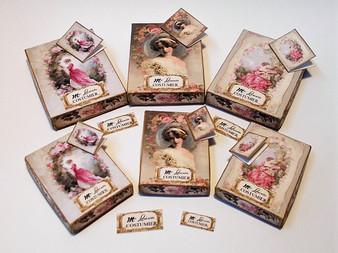 Kit - Mme Louisette Boxes