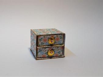 Jewellery chest of drawers/vanity/trinket box  No1