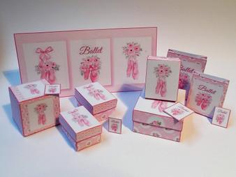 Kit  - Ballet Boxes