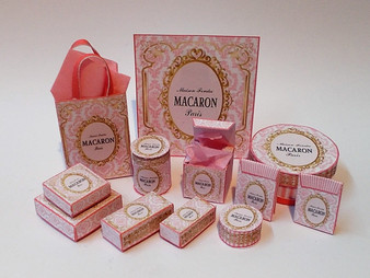 Kit - Macaron - Pink