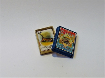 Vintage card Game - Puss in the Corner 2