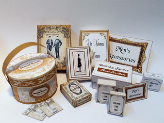Download  - Vintage Gents Boxes No1