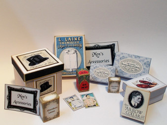 Kit  - Vintage Gents Boxes No2