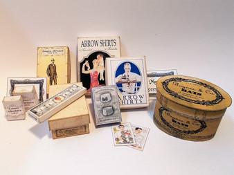 Kit  - Vintage Gents Boxes No3