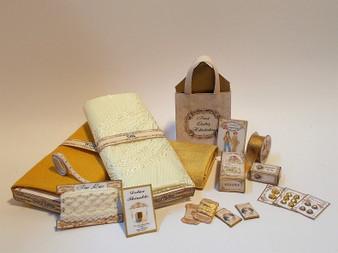 Kit - Haberdashery set - Gold