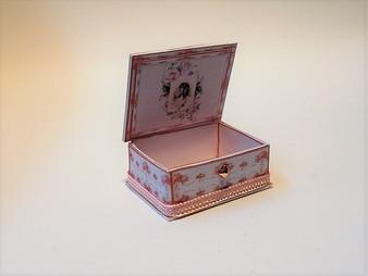 Jewellery Box - Desdemona
