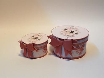 Kit - Desdemona Hat Boxes
