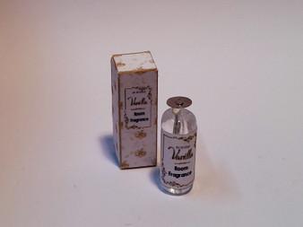Room Fragrance bottle with box - Vanilla