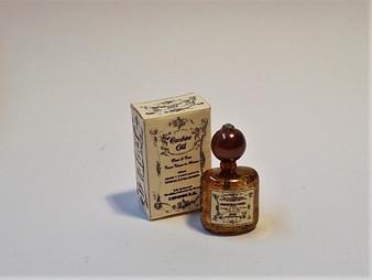 Castor Oil bottle and box