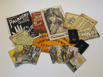 Fortune Teller selection, Ouija, tarot and more