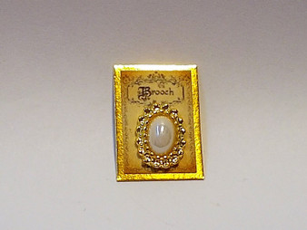 Classic Collection Brooch - Ivory