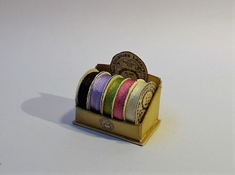 Ribbon Display Stand - Vintage style