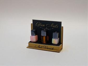 Glam Nail Varnish Display Stand #3