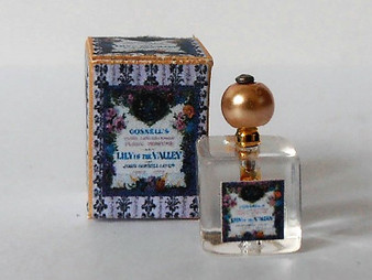 Kit-Lily of the valley bottle & Box