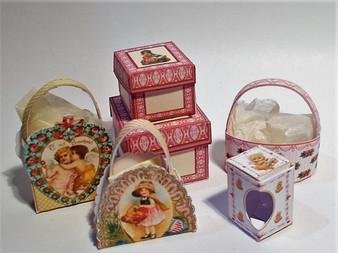 Kit - Easter Basket & Boxes