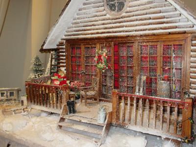 A Christmas Chalet