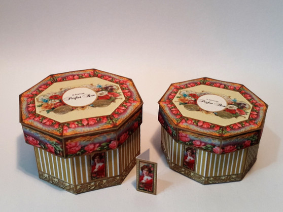 Download - Perfect Rose Hat Boxes