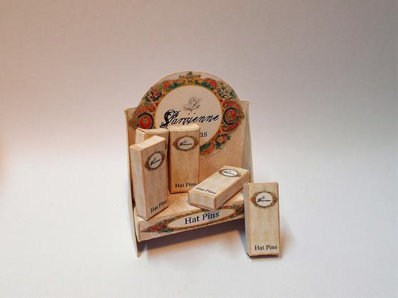 Kit - Hat Pin Display Stand - Gold