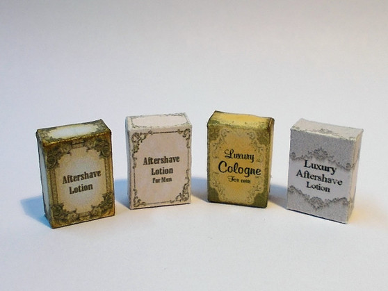 Kit - Men's Cologne/aftershave Boxes - makes 12 boxes