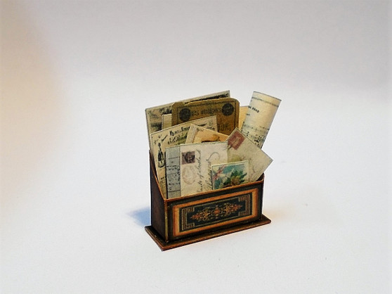 Kit - Letter Stand No3