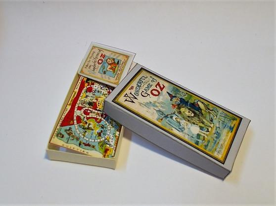 Vintage Games Box - Wonderful Game of Oz