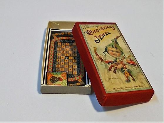 Vintage Games Box - Christmas Jewel
