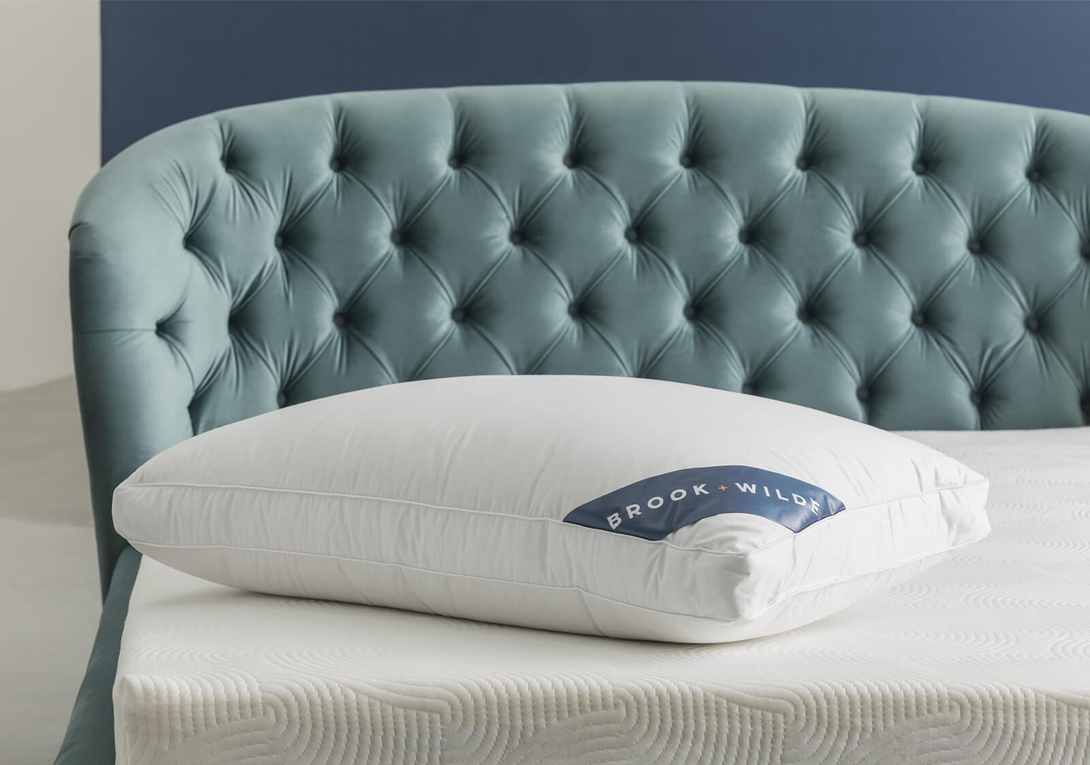 The Marlowe Goose Down Pillow