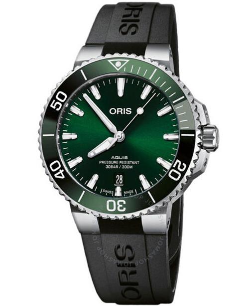 ORIS AQUIS DATE 41.5mm - 01 733 7766 4157-07 4 22 64FC